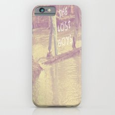 the LOST BOYS iPhone 6s Slim Case