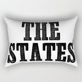 The States Rectangular Pillow