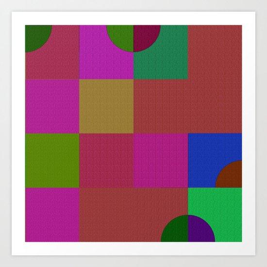 b 1 1 1 - b 1 1 1 Art Print
