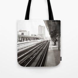 South Bound Tote Bag