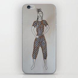 Is My Body Not Enough - Ari iPhone Skin
