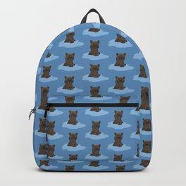Blue Bears Backpack
