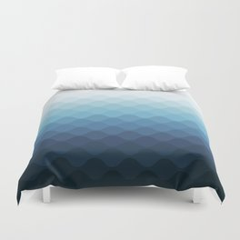 Deep Sea Duvet Cover