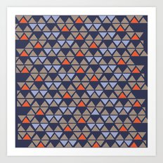 triangle 2 Art Print