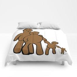 Mud Family Comforters