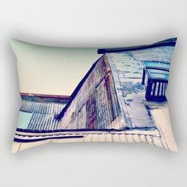 Day Eleven: Kissling Rust Rectangular Pillow