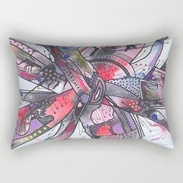 Abstract Explorations 5 Rectangular Pillow