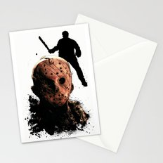 Jason Voorhees: Monster Madness Series Stationery Cards
