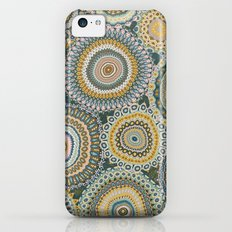Boho Patchwork-Mineral Colors Slim Case iPhone 5c