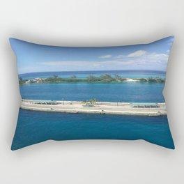 Grand Turk Rectangular Pillow