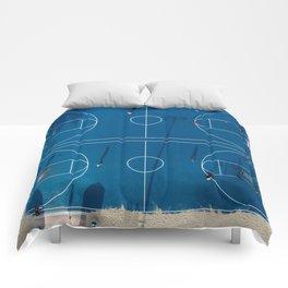 Basket 2 Comforters