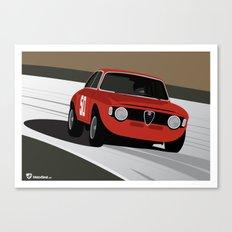 Magnificent Giulia Canvas Print