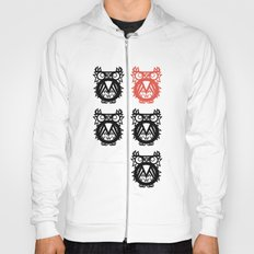 Mr. Tw Cen MT Owl Hoody