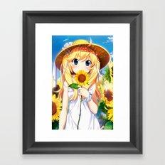 NEW ANIME COLLECTION 4 Framed Art Print