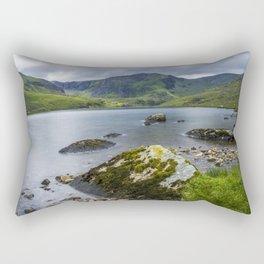 Llyn Ogwen Glyder Fawr Rectangular Pillow