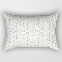 Cubix Rectangular Pillow