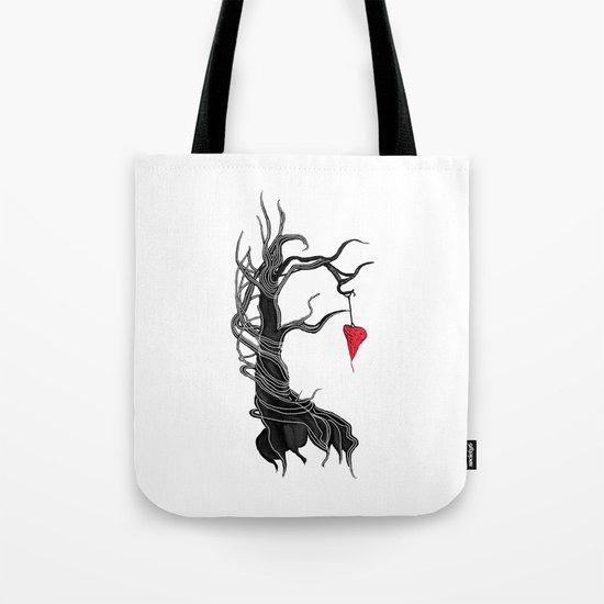 Love, like a tree Tote Bag