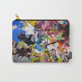 Artist palette Carry-All Pouch