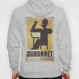 Vintage poster - Dubonnet Hoody