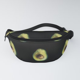 Avocado Painting by Brooke Figer Fanny Pack