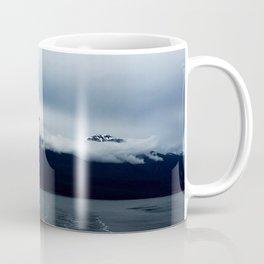 Mendenhall Glacier from boat Coffee Mug