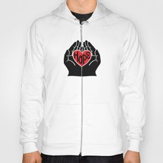 Hold hope in your heart Hoody