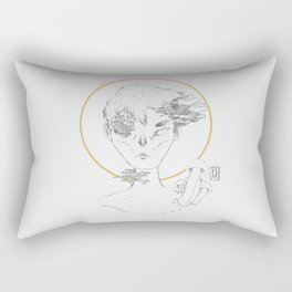 Mushroomboy Rectangular Pillow