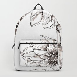 Dahlia Solo Inked Backpack