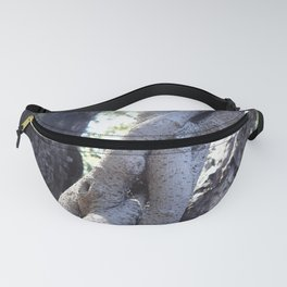 Twisted ficus forest Fanny Pack