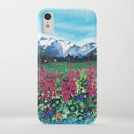 Girdwood Valley iPhone Case