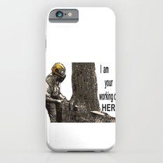 Working class Hero 2 iPhone 6s Slim Case