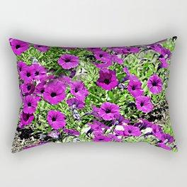 Flowers 114 Rectangular Pillow