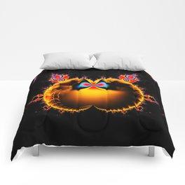 Fractal Creature Part 3 Comforters