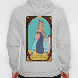 The Hight Priestess Hoody