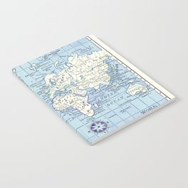 A Really Nice Map Notebook