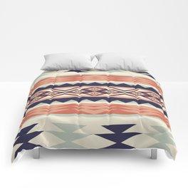 Native American Geometric Pattern Comforters