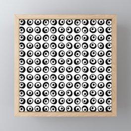 Black and White 6 Framed Mini Art Print