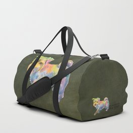 Norfolk Terrier Duffle Bag