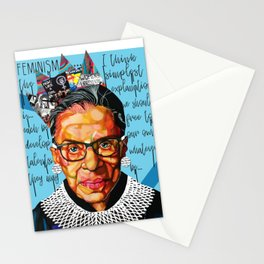 Ruth Ginsburg Stationery Cards