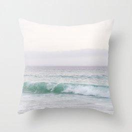 Hyams Beach Throw Pillow