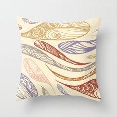 Pandora's Evils Throw Pillow