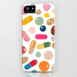 Sunny Pills iPhone Case