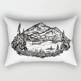Shucksan Dream Rectangular Pillow