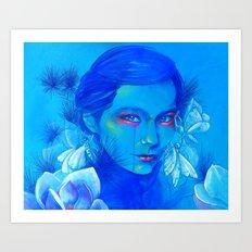 All Is Full of Love (Luna Moths) Art Print
