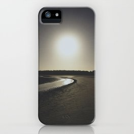 Sun above. iPhone Case
