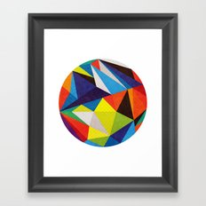 Joc Framed Art Print