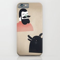 talk to me, wolf! Slim Case iPhone 6s