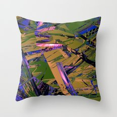 maelsthrone up set Throw Pillow