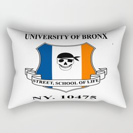 Bronx University Rectangular Pillow