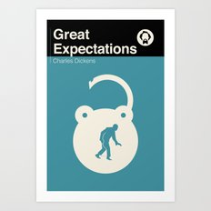 Great Expectations  Art Print